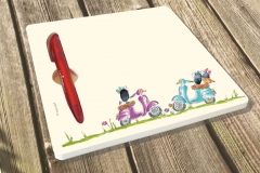 Mousepad Holz 1
