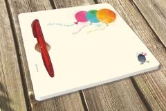 Mousepad Holz 3